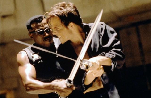 El día del espectador: Blade (1998)
