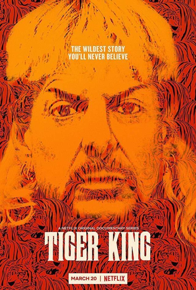 Tiger King (Eric Goode y Rebecca Chaiklin, 2020)
