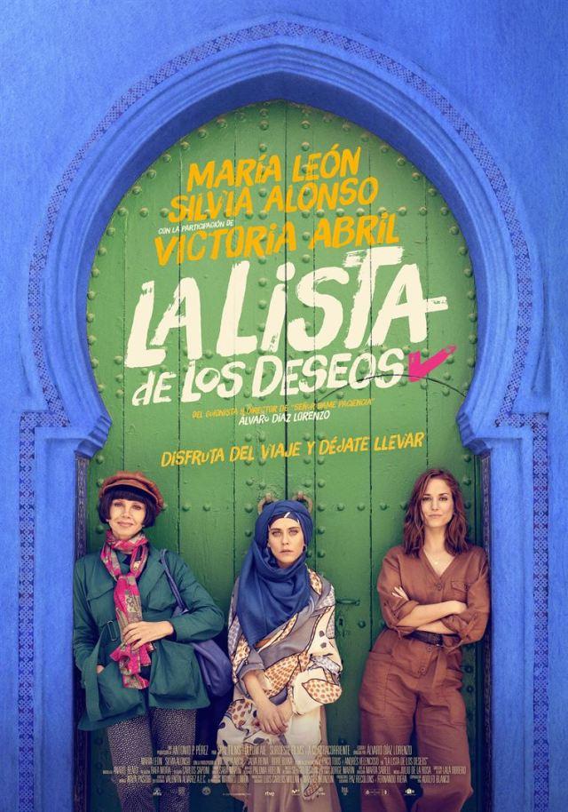 La lista de deseos (Álvaro Díaz Lorenzo, 2020)