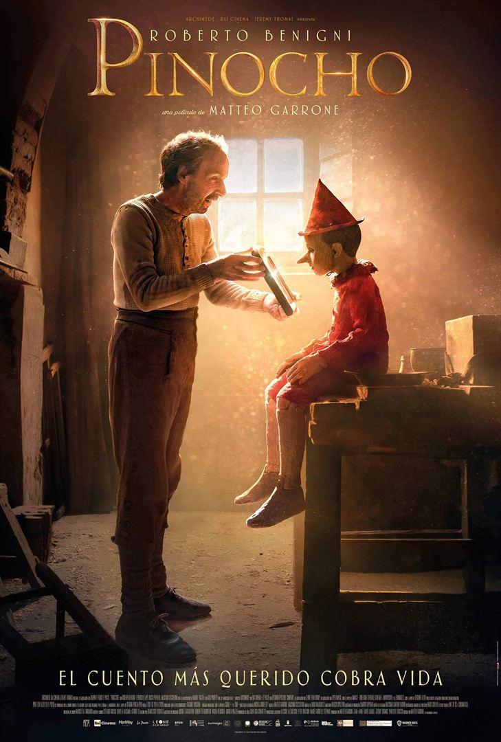 Pinocchio Mateo Garrone