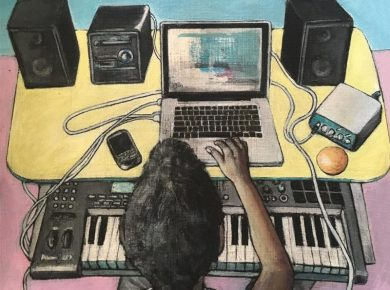It's Yours: A Story of Hip Hop and the Internet (Marguerite de Bourgoing, 2019)