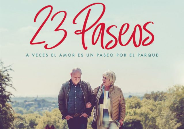 23 paseos (23 Walks, Paul Morrison, 2020)