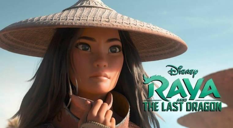 Raya e l'ultimo drago: contemporaneamente in sala e su Disney Plus