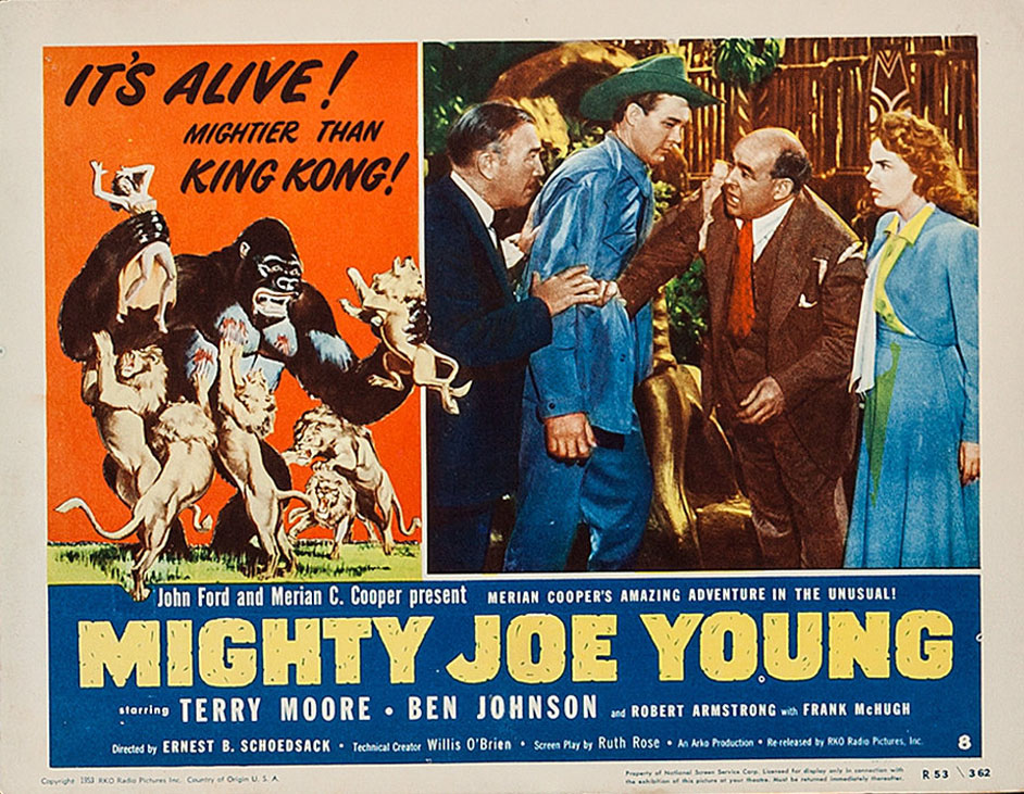 Image result for image of william schallert mighty joe young
