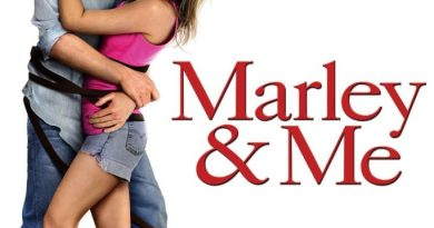 """Poster for the movie """"Marley & Me"""""""