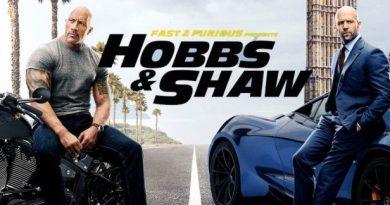 Același film, păreri diferite: Fast and furious: Hoobs & Shaw