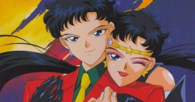 Goana după un sărut, Seiya pune ochii pe Usagi
