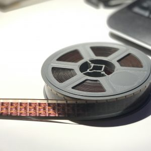 16mm Cine Film To DVD or File