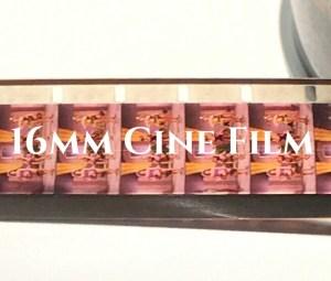 16mm Cine Film CineFilm2DVD.com