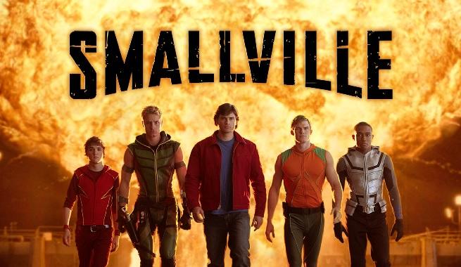 smallville serie tv