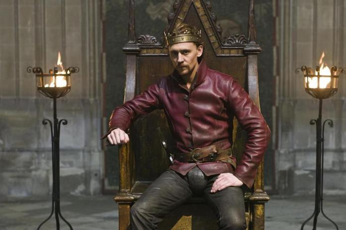 The Hollow Crown: Enrico V Tom Hiddleston