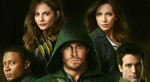 Arrow 2 stagione