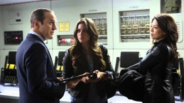 Agents of SHIELD 1X08 1