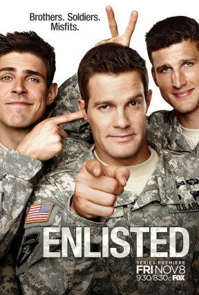 Enlisted (8)