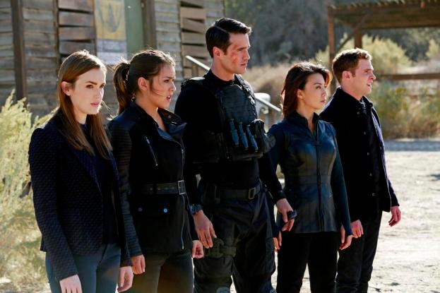 Agents of Shield 1X11