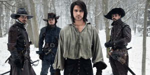 The Musketeers-trailer