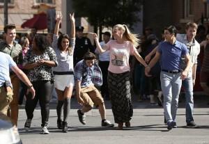 Glee 5x20 1