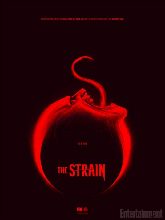 The-Strain-poster