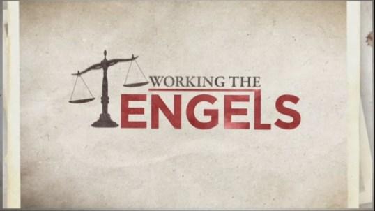 Working the Engels-logo