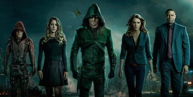 Arrow 3 stagione