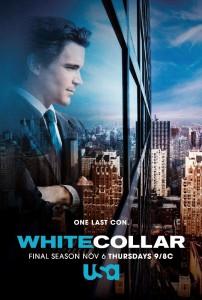 White Collar Season 6 Posters2