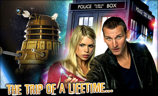 Doctor Who Stagione 1