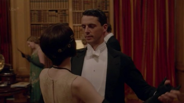 downton abbey matthew goode
