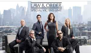 Law and Order SVU 18