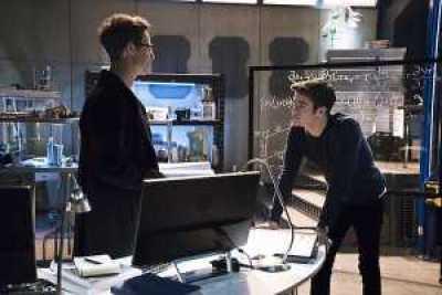 The Flash 2x12