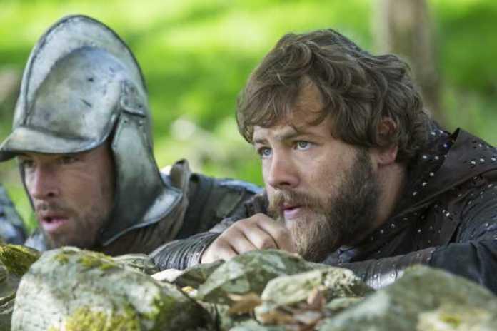 vikings kill the queen