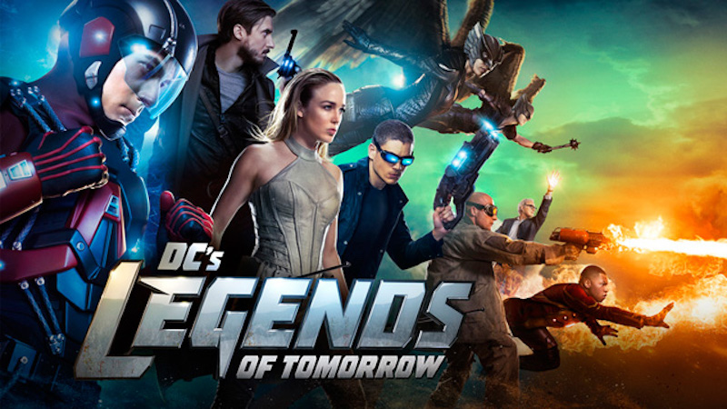Risultati immagini per dc tomorrow legends