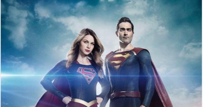 Supergirl 2 stagione