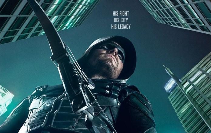 Arrow 5 stagione