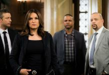 Law and Order SVU 18 stagione