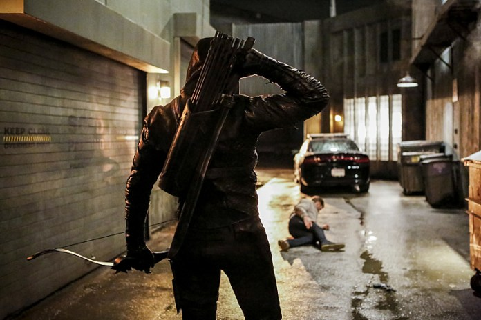 Arrow 5x01