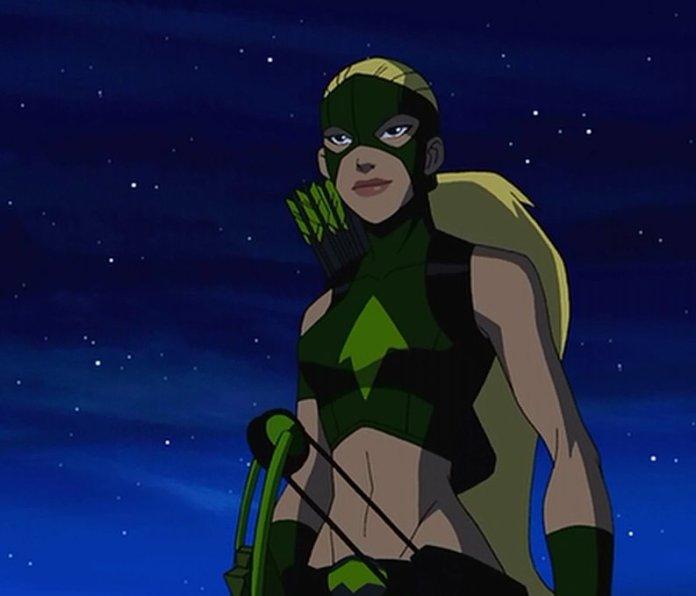 Arrow 5x01 artemis