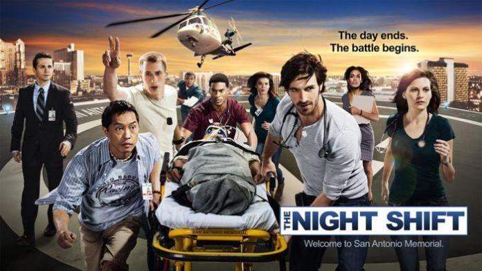 The Night Shift 4 stagione