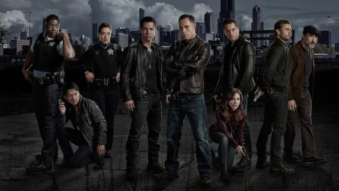 Chicago PD 5 stagione