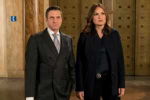 Law and Order SVU 18x19