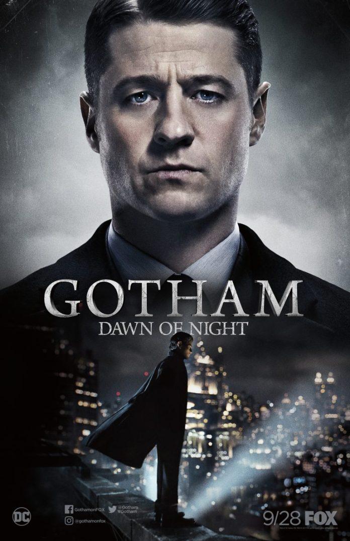 Gotham 4 poster