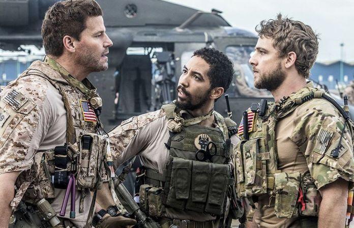 SEAL Team serie tv