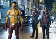 The Flash 4x01 episodio