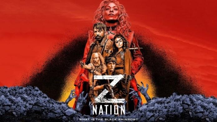 Z Nation 5 stagione