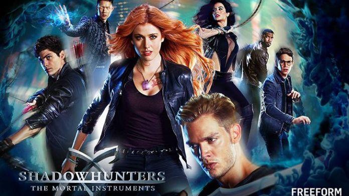 Shadowhunters 3x01