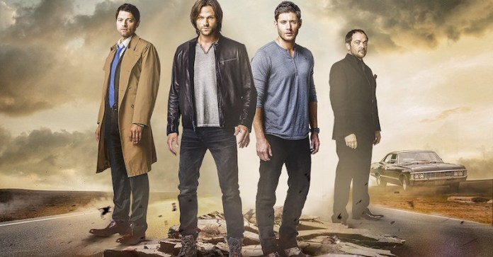 Supernatural 14 stagione