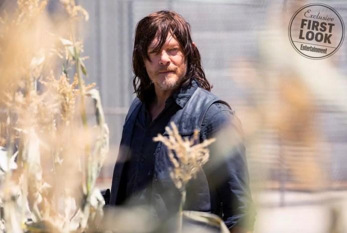 Norman Reedus The Walking Dead 9