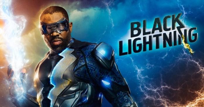 Black Lightning 2 stagione