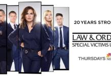Law and Order SVU 20