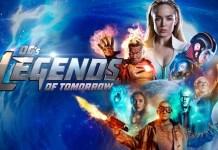 Legends of Tomorrow 4