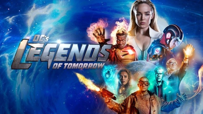 Legends of Tomorrow 4